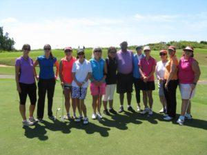Tuesday's Golf Clinic